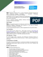 OPSPL Profile