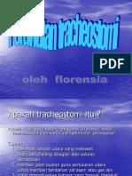 Tracheostomy Perawatan