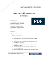 Sistem Politik Indonesia.doc