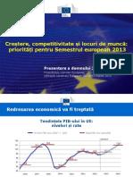 Locuri de Munca Eurostat 2013