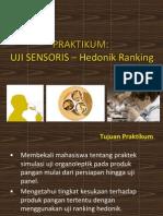 Praktikum Uji Sensoris