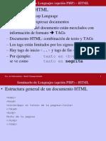 2- Slphp HTML