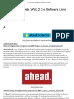 A _ Ferramentas Web, Web 2