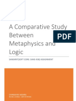 A COMPARATIVE STUDY BETWEEN METAPHYSICS AND LOGIC.pdf