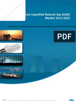 The Onshore Liquefied Natural Gas (LNG) Infrastructure Market 2013-2023
