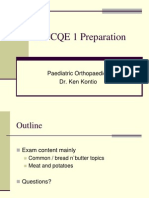 Paediatric Orthopaedics - Dr. Ken Kontio