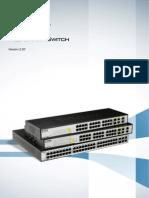 D-Link Fast Ethernet Smart Switch User Manual v2.2