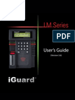 Access Control-iGuard LM Manual (Eng) v2