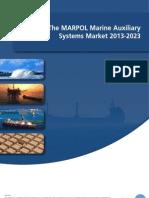 The MARPOL Marine Auxiliary Systems Market 2013-2023