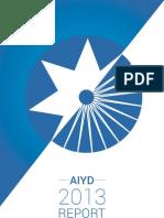 AIYD 2013 Report