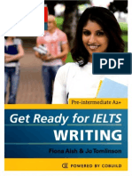 Fiona Aish, Collins Get Ready for Ielts Writing (Collins English for Exams)