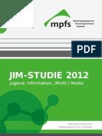 JIM-STUDIE 2012