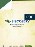 Manual Siscoserv - 5ª Edição Módulo Aquisição.pdf