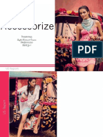 Accessorize Expansion Plan Report