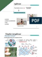Aula - Funções inorgânicas pdf