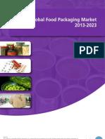 Global Food Packaging Market 2013-2023
