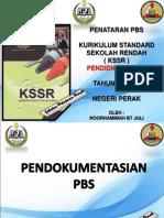 Pendokumentasian Pbs