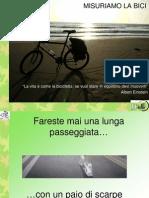 Biomeccanica Bicicletta