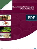 World Aluminium Foil Packaging Market 2013-2023
