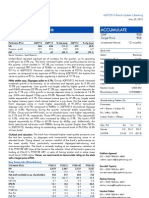 United Bank of India 4Q FY 2013