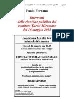 2013 05 16 - Paolo Forzano- Incontro Turati Miramare