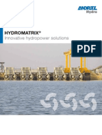 Hydromatrix Innovation
