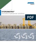 Hydromatrix Innovation