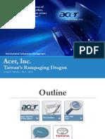 MNC - Acer rampaging dragon
