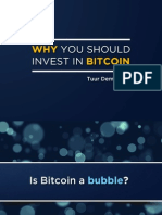 Why you should invest in Bitcoin - Tuur Demeester