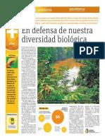 En defensa de nuestra diversidad biológica
