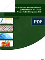 World Glass Fibre Reinforced Plastic (GFRP) Market 2013-2023