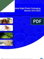Global Rigid Plastic Packaging Market 2013-2023