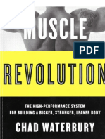 Chad Waterbury - Muscle Revolution
