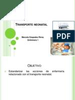 Transporte Neonatal