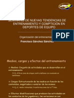 3.Organizacion Del Entrenamiento