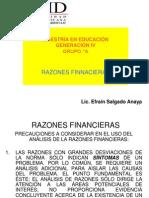 interpretacion financiera
