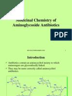 Medicinal Chemistry of Aminoglycoside Antibiotics