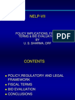 Policy Implications NELP