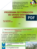 Presentación+del+PGF+Gestión+ambiental+MISION+SUCRE+2011
