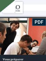 Plaquette IDEO Prépa Concours