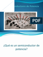Semiconductores de Potencia