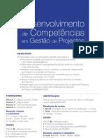 Gestão de Projectos - Formação e preparação para certificação