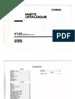 125z Part Catalog 2004