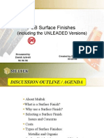 PCB Design Parameters | Printed Circuit Board | Engineering Tolerance