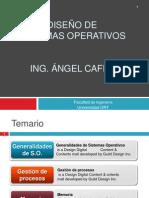 Generalidades de Sistemas Operativos