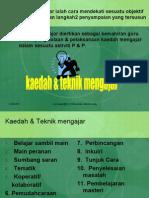 Kaedah & Teknik Mengajar