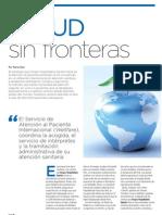 Salud Sin Fronteras   Revista GHQ #15