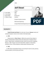 Rudolf Christian Karl Diesel is his real name.docx