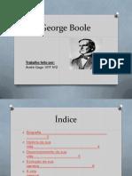 Biografia de Boole