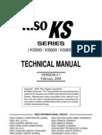 KS800 Series Version 3.1